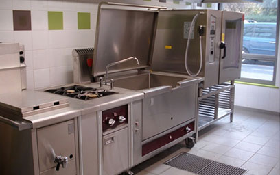 Cuisine professionnelle lille mat riel quipement for Equipement hotellerie restauration