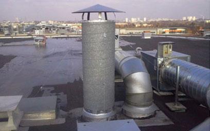 Ventilation climatisation dunkerque pour professionnels - Tourelle extraction cuisine ...